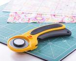 matériel de base pour patchwork - cutter