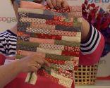 Créer un motif de moulinet pour une courtepointe en patchwork - Étape 8