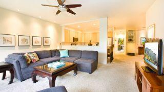 Idées de décoration de cuisines ouvertes sur le salon: Choisir le canapé
