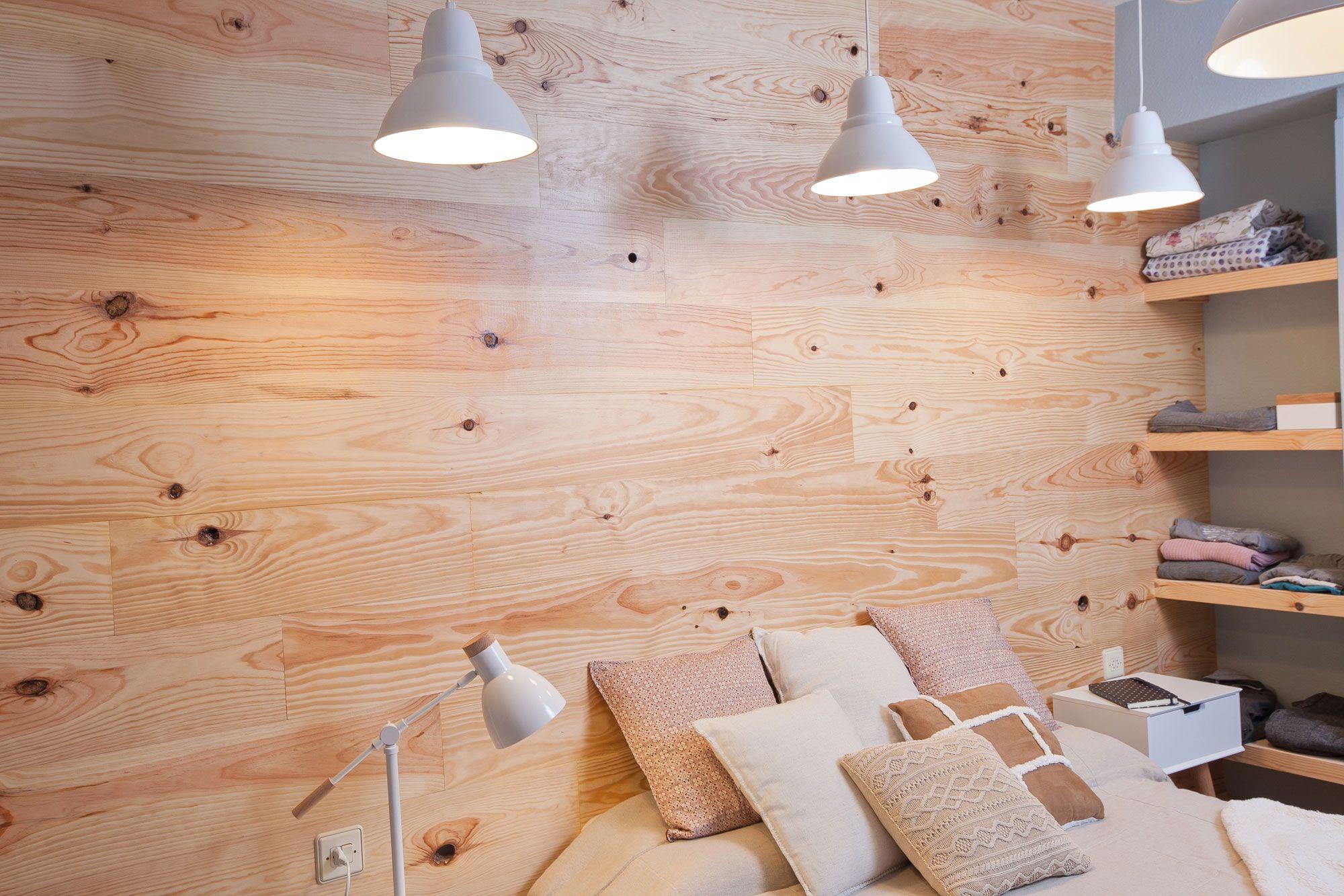 décorer la chambre de style nordique - dressing