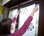 Décorer la fenêtre de la cuisine