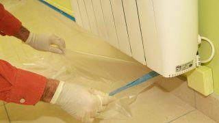 Intégrer une gouttière en plastique