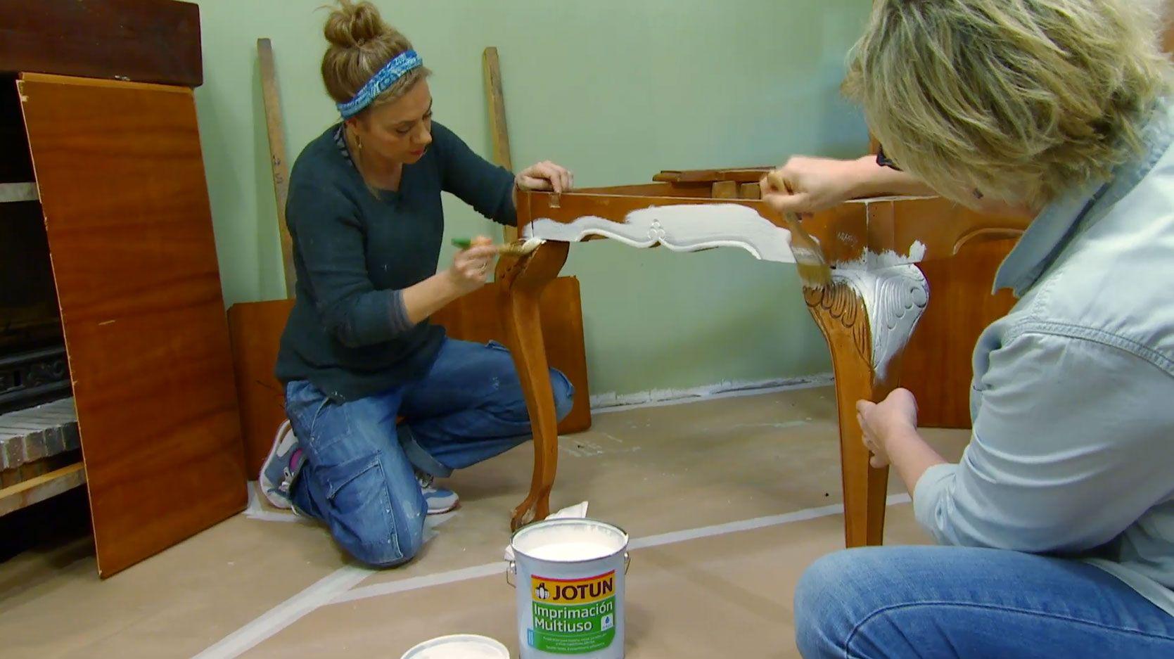 Comment peindre une chaise en bois