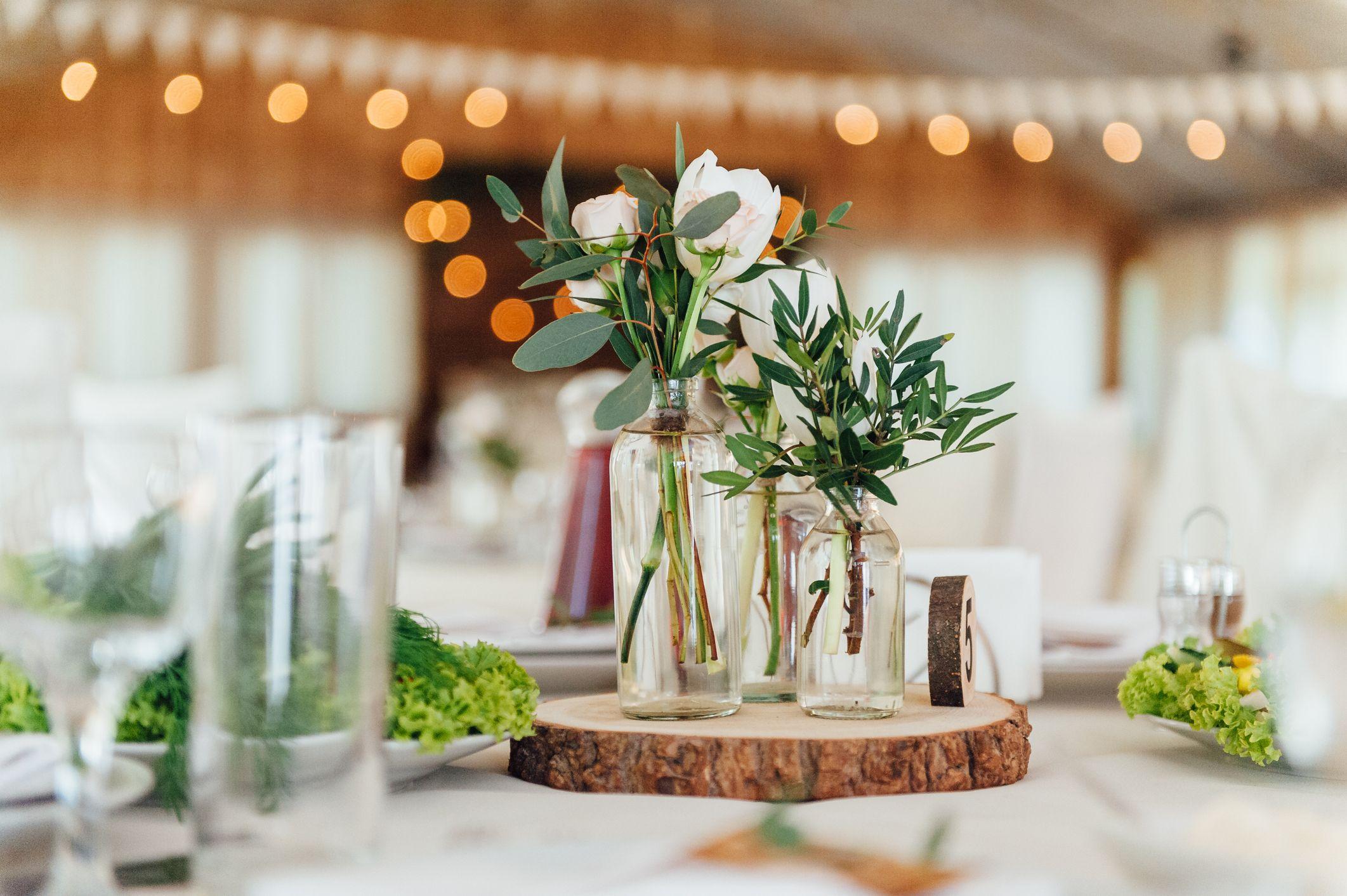 Vases avec des fleurs