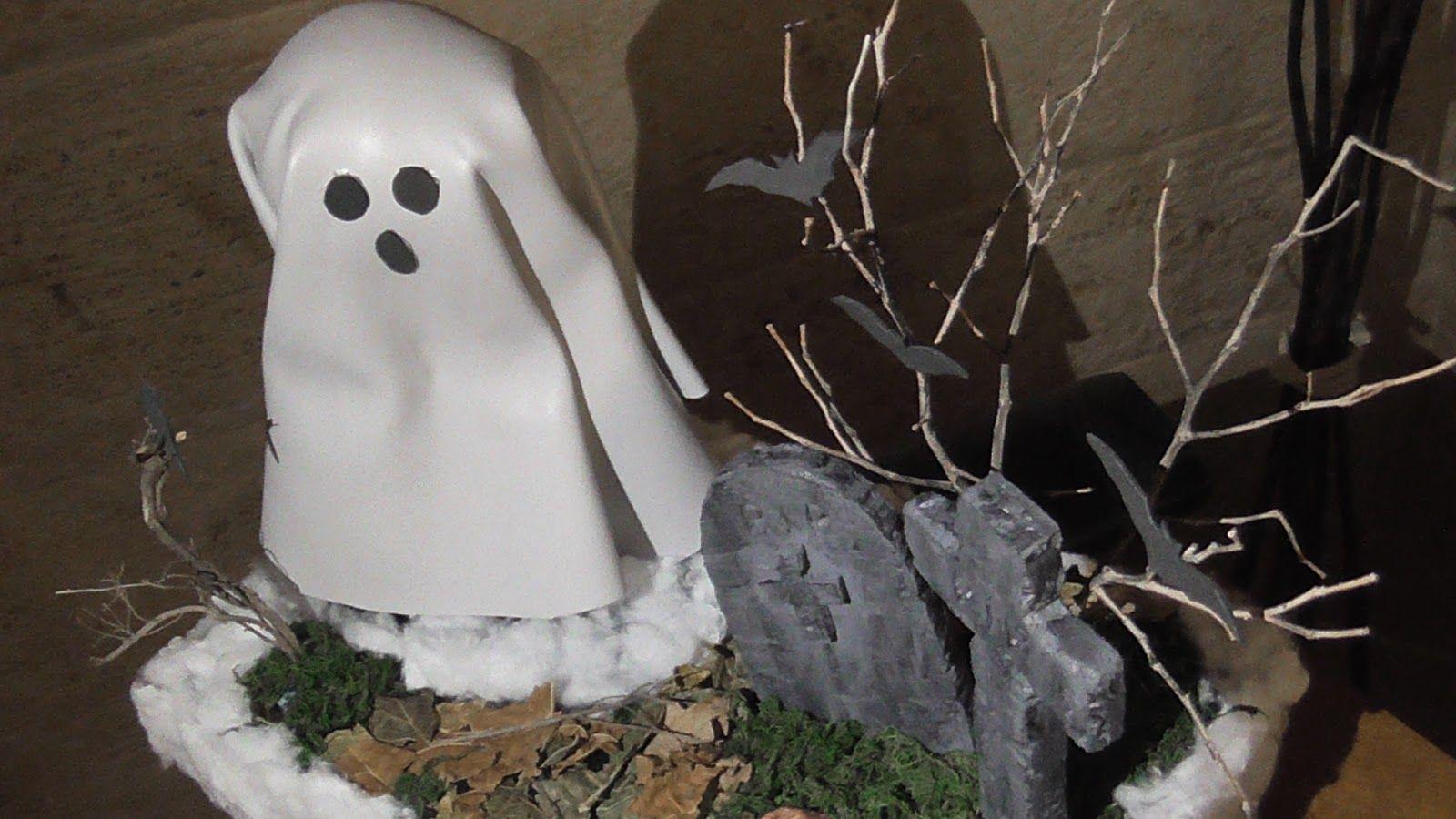 Centre de table pour Halloween