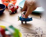 Décoration de table de Noël pour les enfants