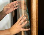 Comment mettre du verre sur la porte
