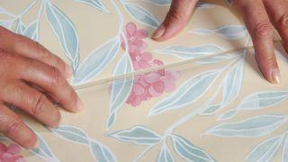 Comment calculer la quantité de papier peint