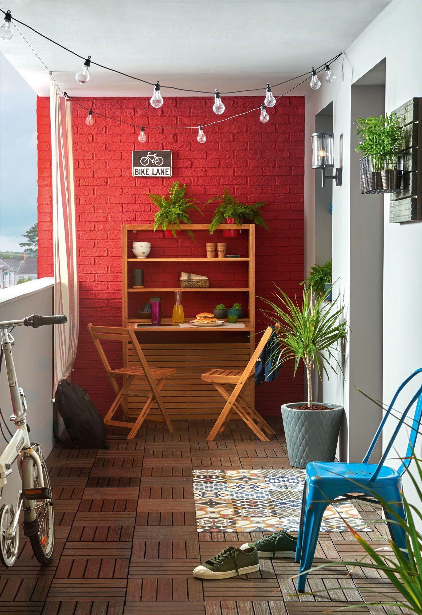 Idées pour décorer les terrasses urbaines