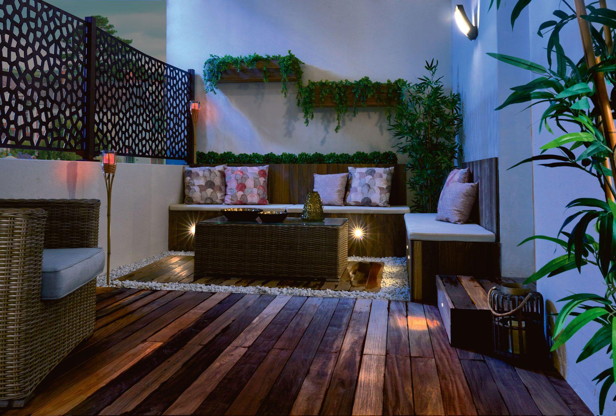 Des idées pour décorer une terrasse urbaine