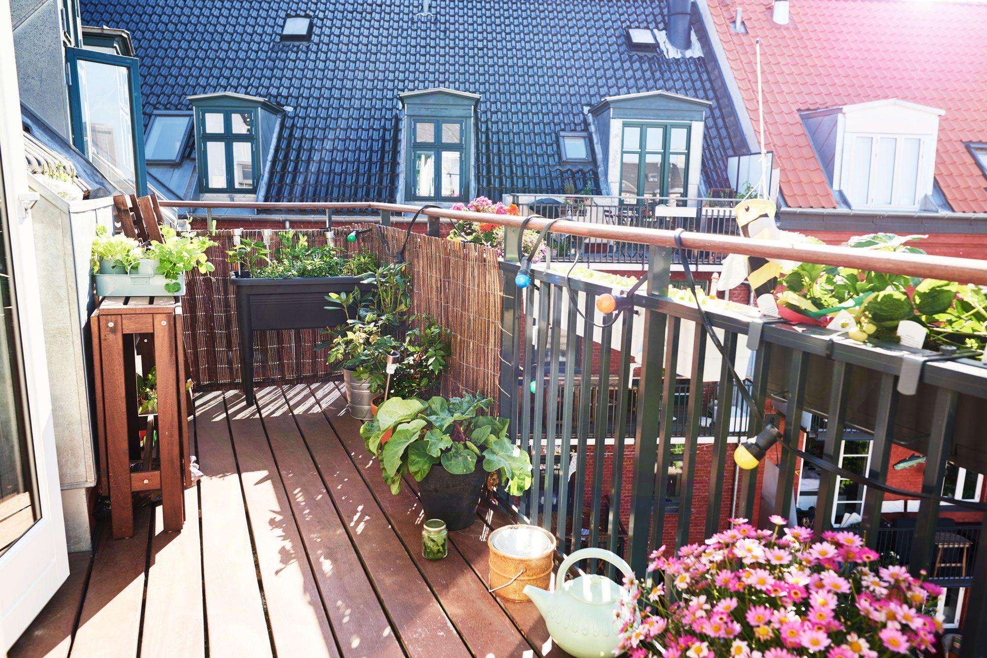 Idées de terrasses urbaines