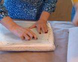 chaise peinture et rembourrage - étape 3