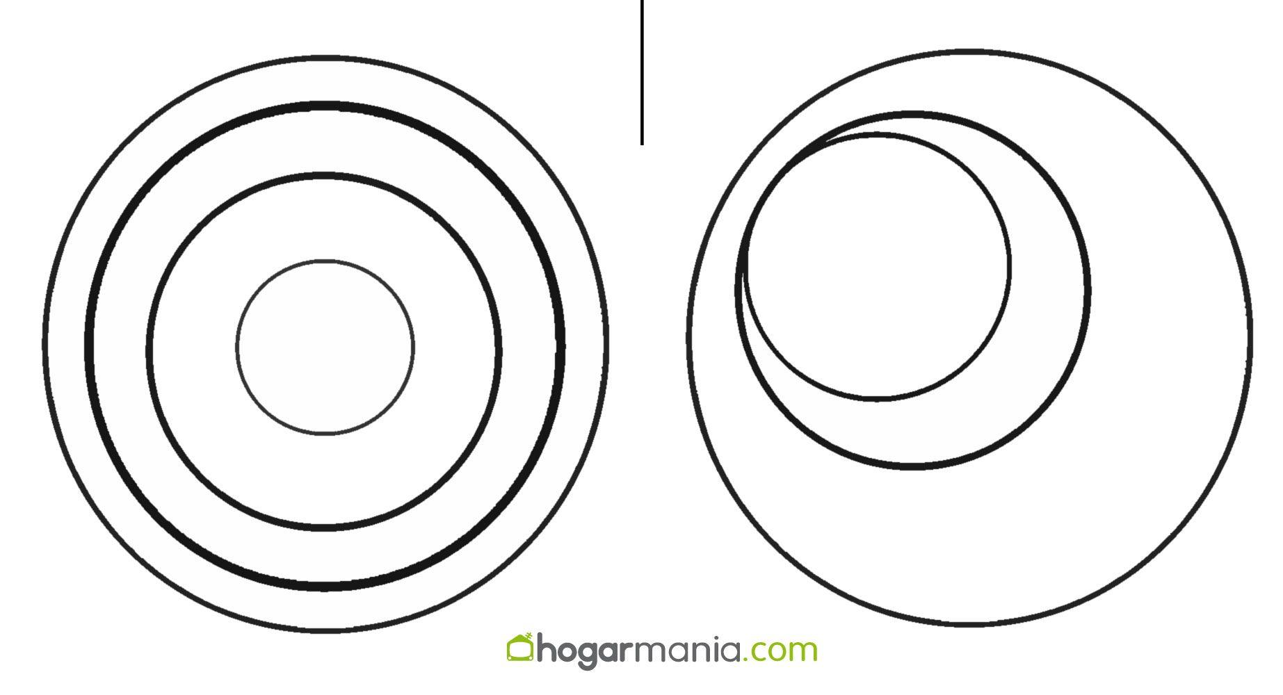 Comment dessiner la base du mandala