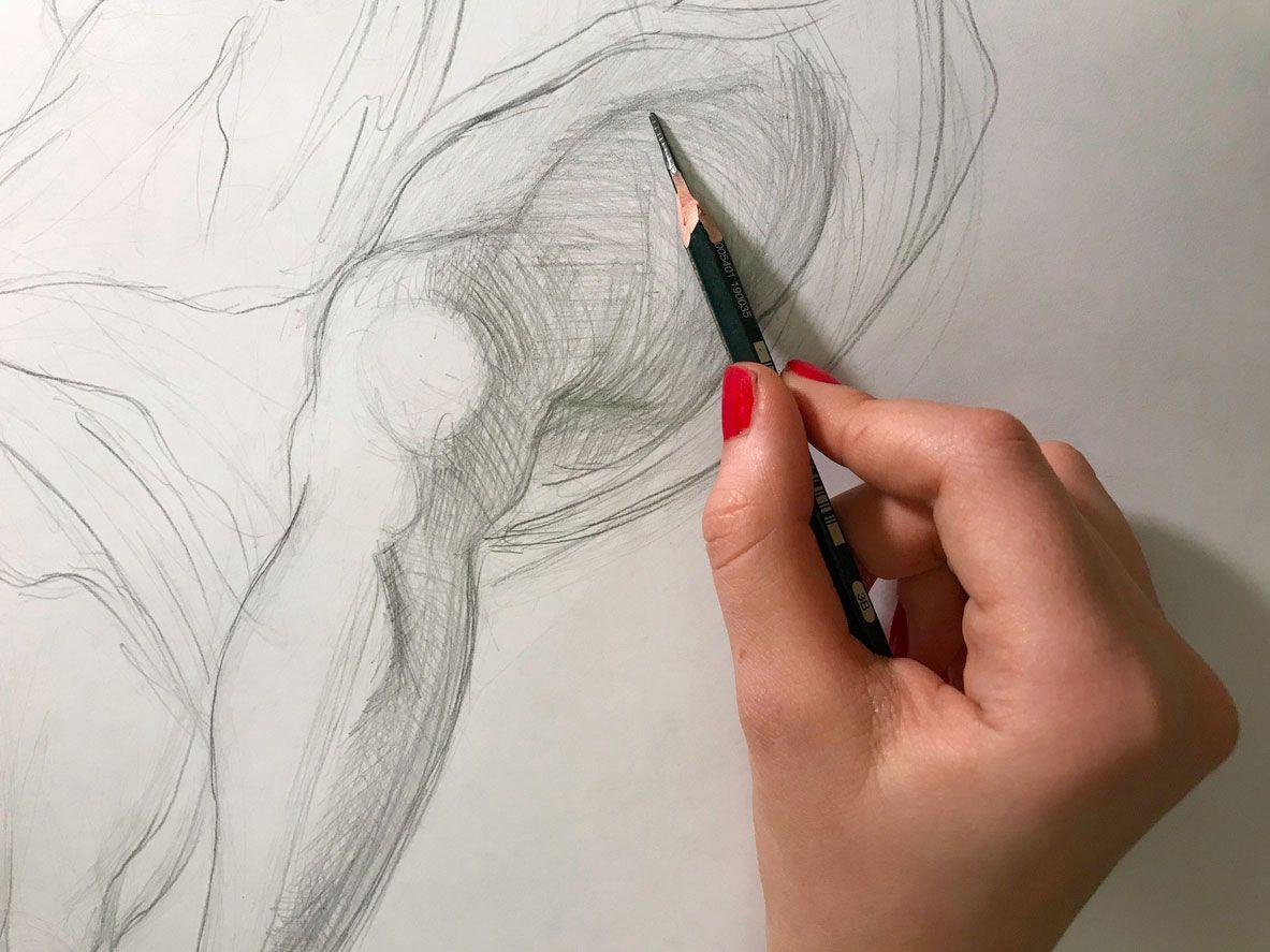 Pratiquez beaucoup le dessin pour vous améliorer.