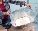 Créer une table de chevet avec lavabo en métal - étape 4