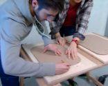Créer une table de chevet avec un bol en métal - étape 8