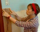 Décorez la cuisine avec frise murale avec du chêne - étape 3