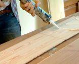 Décorez la cuisine avec frise murale avec du chêne - étape 2
