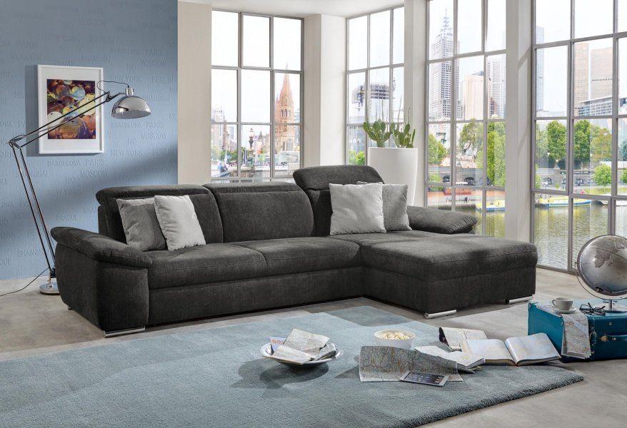 Canapé méridienne avec lit - Modèle MAURICE by Conforama