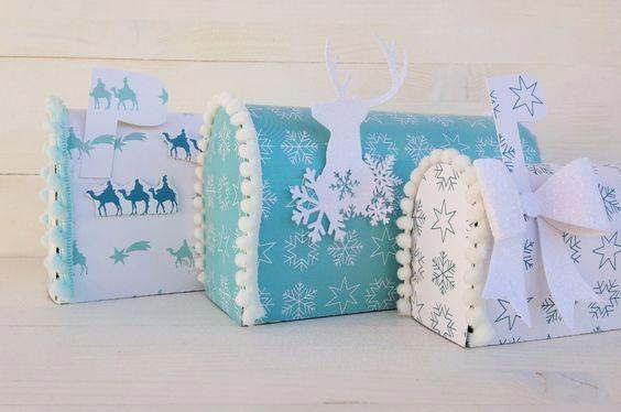 Comment faire une boîte aux lettres pour les lettres de Noël