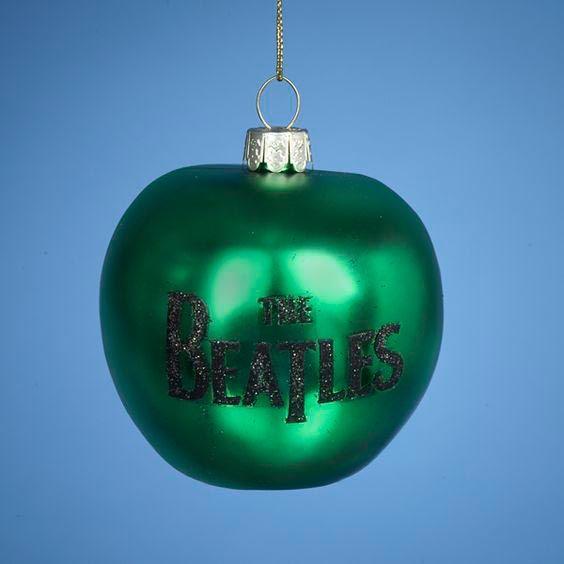 Le bal de Noël des Beatles