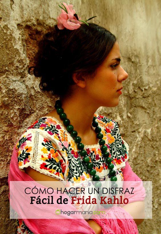 Comment faire un costume de Frida Kahlo (facile)