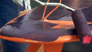 Comment fabriquer une lampe avec une planche de surf - Étape 2