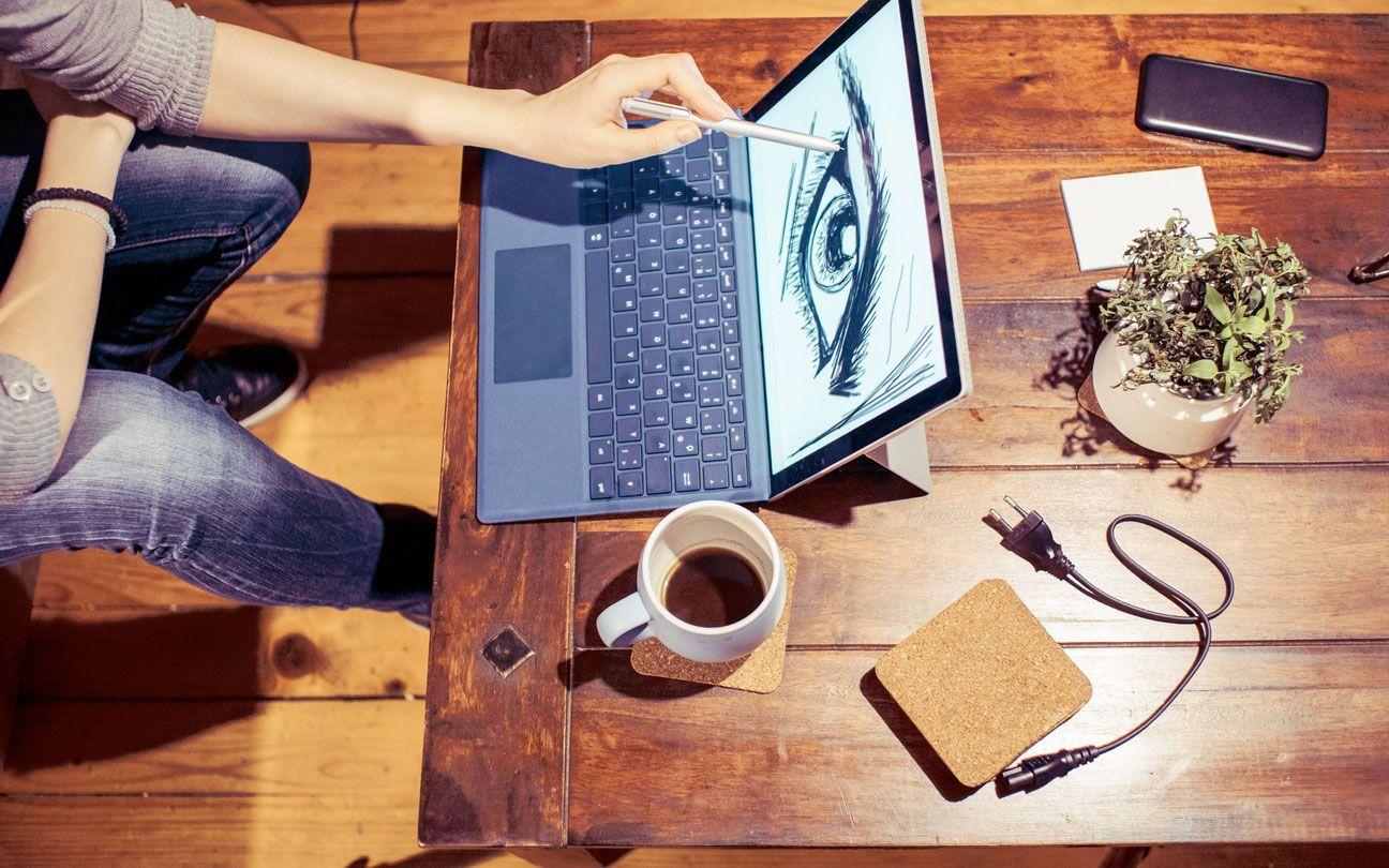 5 clés pour apprendre le dessin numérique.