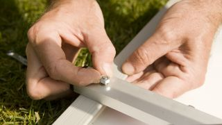 Installation de panneaux photovoltaïques