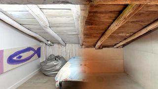 Chambre d'enfants cosy et abritée, dernière chambre au grenier!