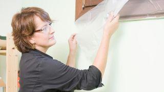 Élimine la tache d'humidité