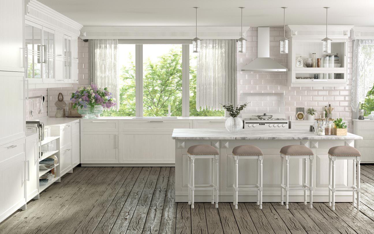 Clés pour intégrer la cuisine dans votre salon