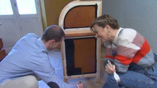 Transformez une ancienne pièce en une chambre confortable avec une touche vintage - Étape 5