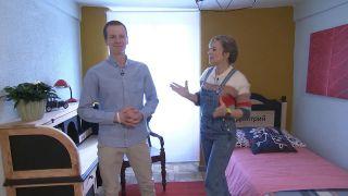 Transformez une ancienne pièce en une chambre confortable avec une touche vintage - Étape 9