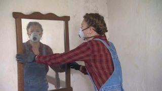 Rénovation de la chambre de la maison abandonnée - Étape 1