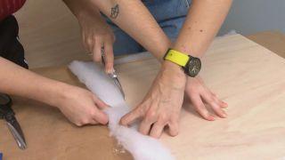 Décorez un atelier de bijoux, de dessin et de peinture cosy - Étape 2