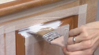 Décorez la chambre d'hôtes en bois et airs écossais - Étape 8