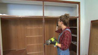 Transformez une chambre désuète en un salon à la décoration zen - Étape 2