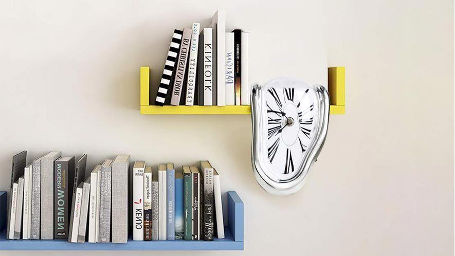 Horloge fondue Salvador Dalí