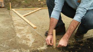 Comment carreler le jardin