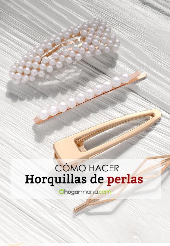 Comment faire des épingles à cheveux en perles