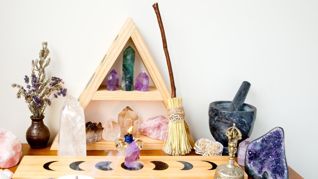 Comment faire un autel d'inspiration païenne