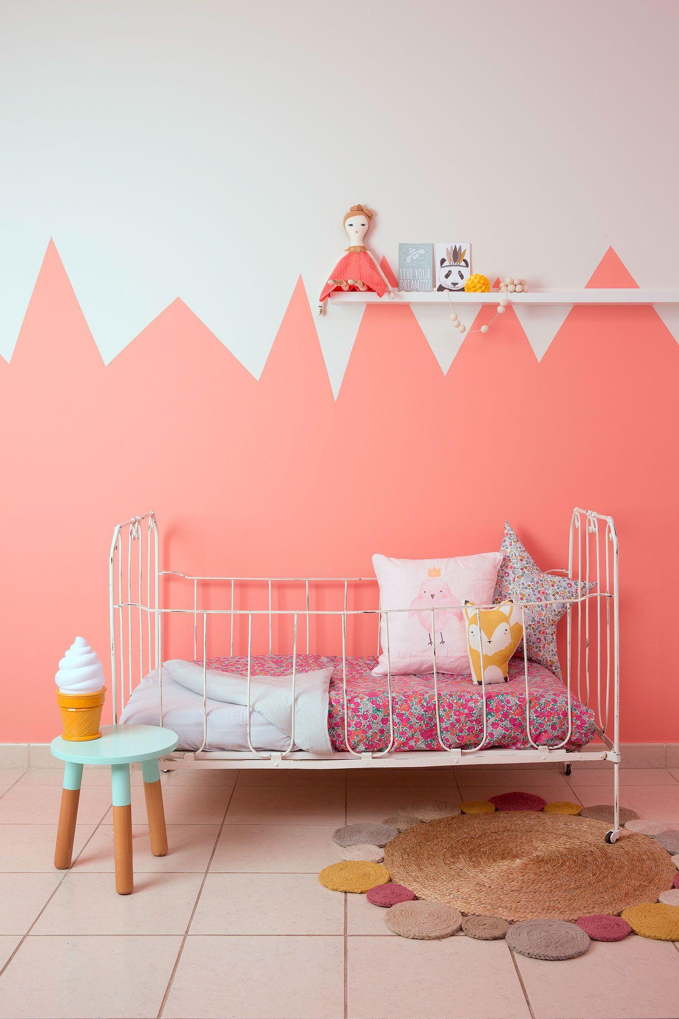 Comment peindre une chambre d'enfants