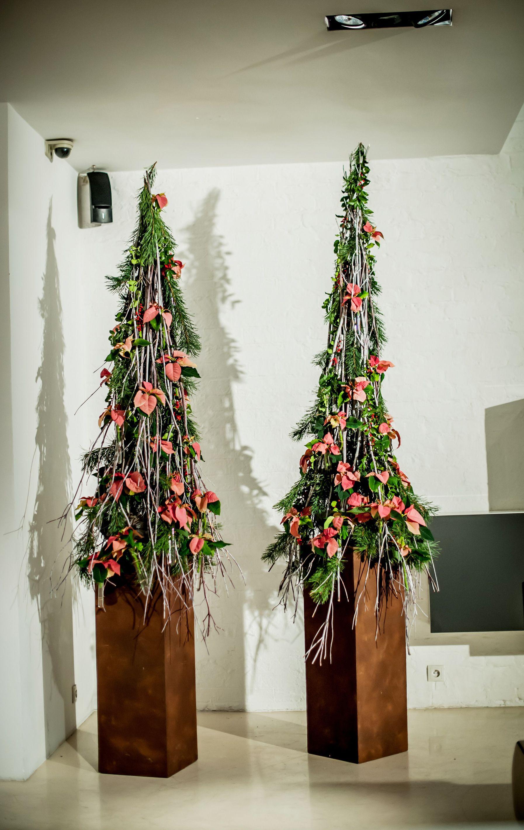 Décoration de Noël dans un style vintage