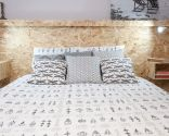 copeaux de lit tête de lit