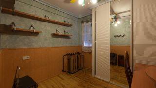 Décorer une chambre d'hôtes aux airs de bois et écossais - Avant