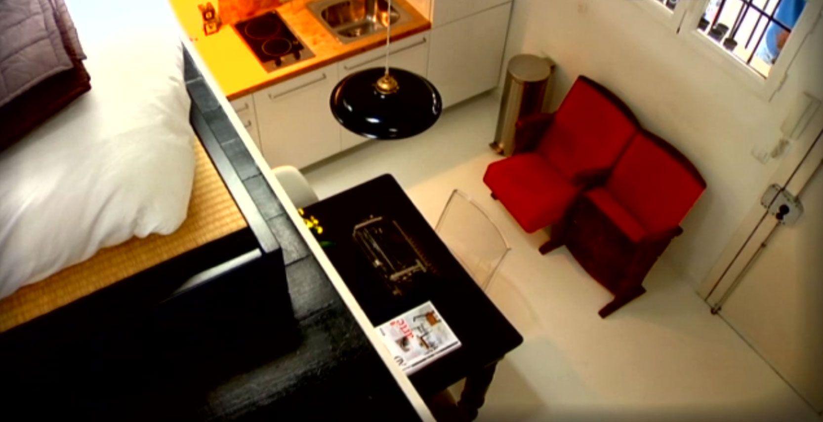 Décorez un appartement de 35 mètres carrés