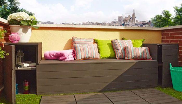 Décorer une terrasse de 8 mètres carrés