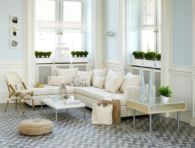 Espace pour les plantes à la maison