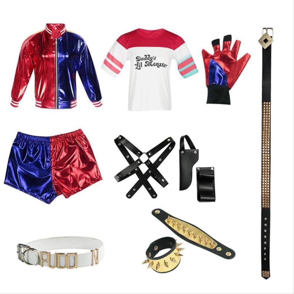 Costume de Harley Quinn